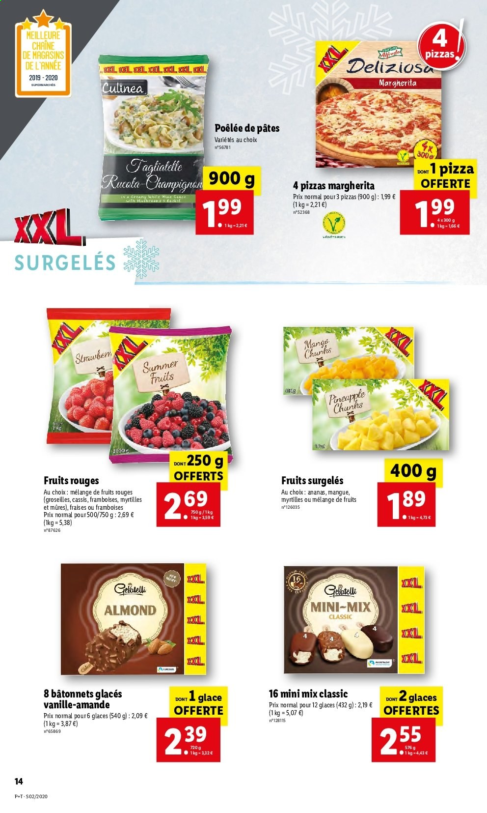 Catalogue Lidl - 08.01.2020 - 14.01.2020. Page 14.