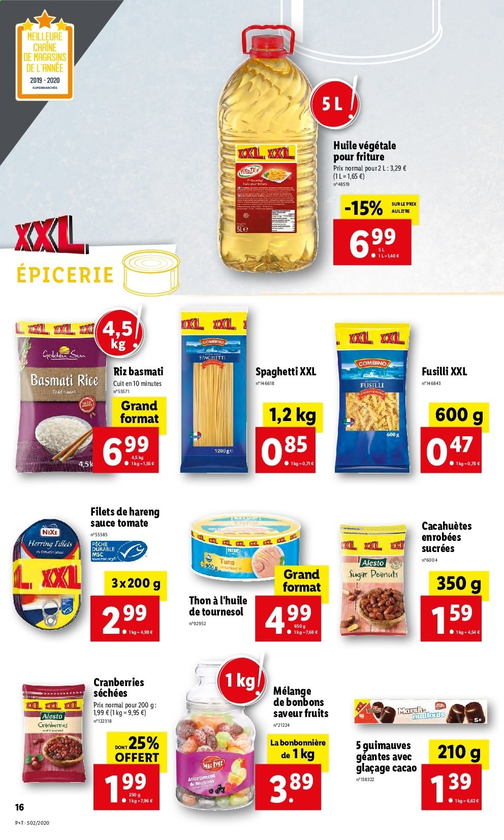 Catalogue Lidl - 08.01.2020 - 14.01.2020. Page 16.