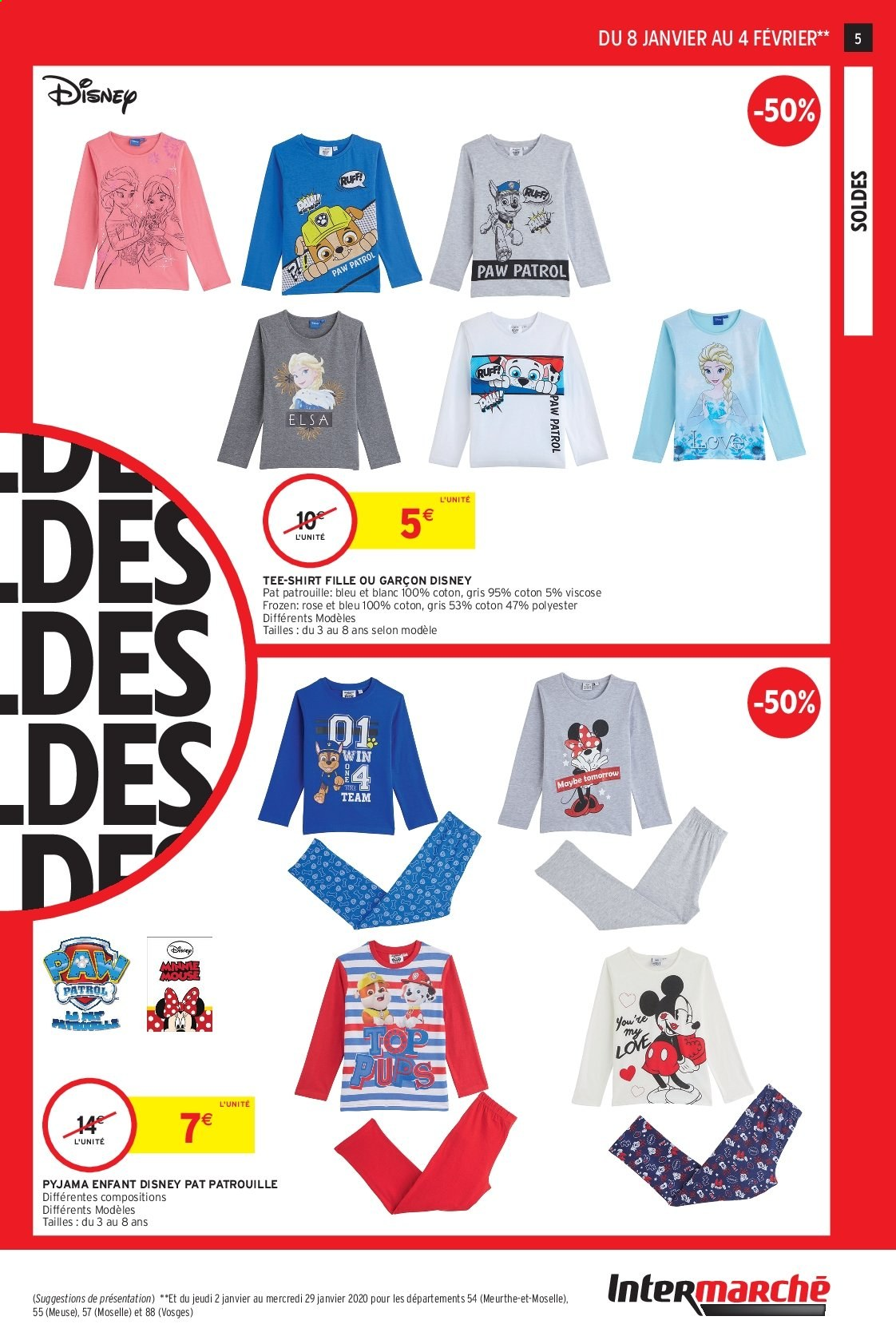 Catalogue Intermarché - 08.01.2020 - 04.02.2020. Page 5.