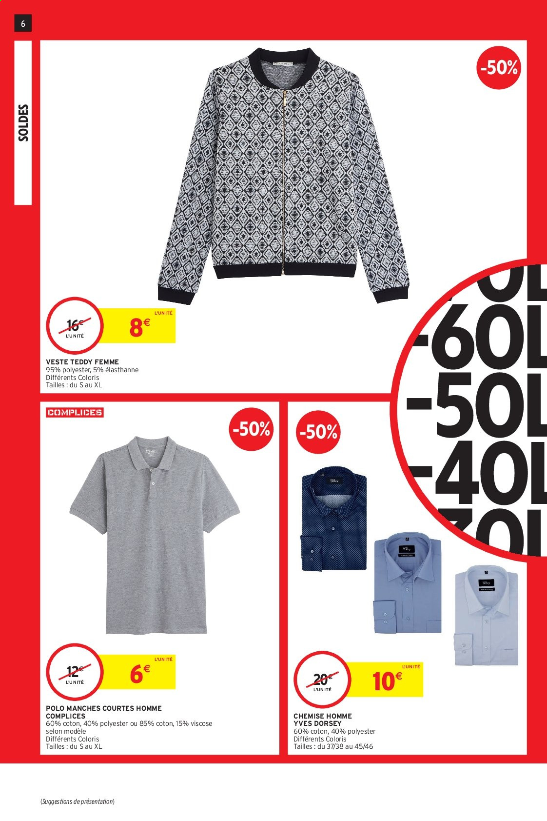 Catalogue Intermarché - 08.01.2020 - 04.02.2020. Page 6.