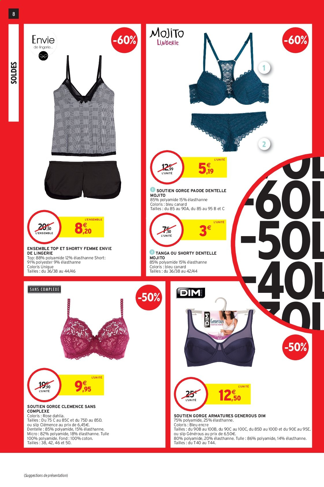 Catalogue Intermarché - 08.01.2020 - 04.02.2020. Page 8.