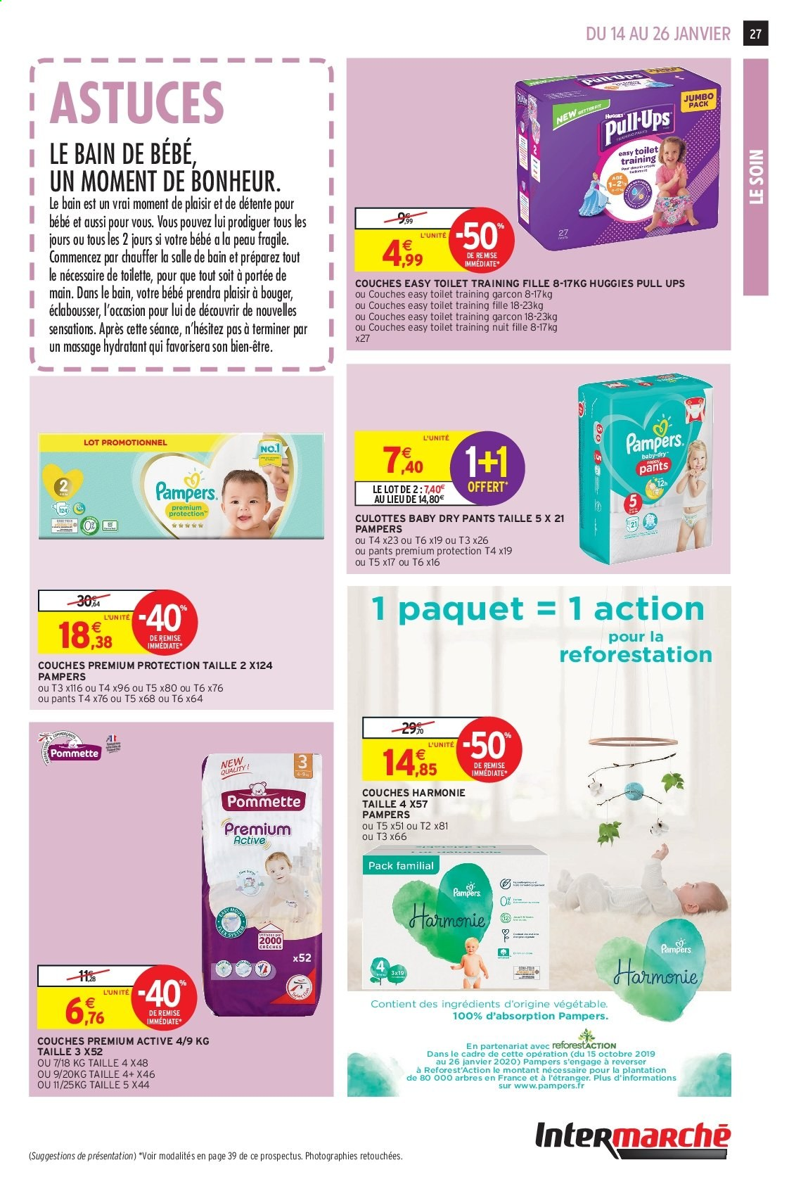 Catalogue Intermarché - 14.01.2020 - 26.01.2020. Page 27.