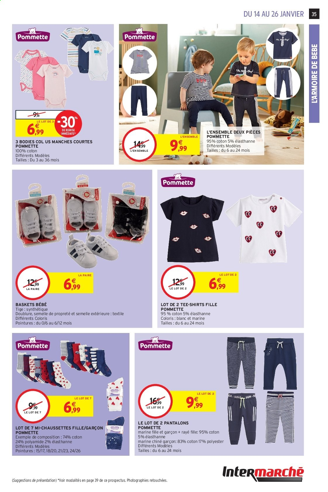 Catalogue Intermarché - 14.01.2020 - 26.01.2020. Page 35.