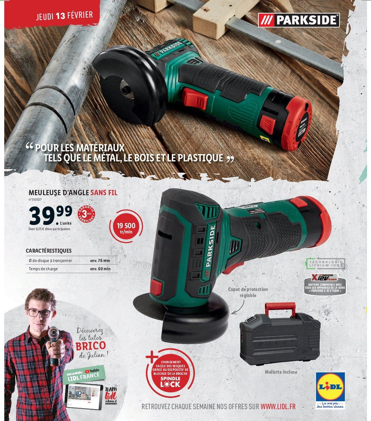 Catalogue Lidl - 30.01.2020 - 13.02.2020. Page 24.