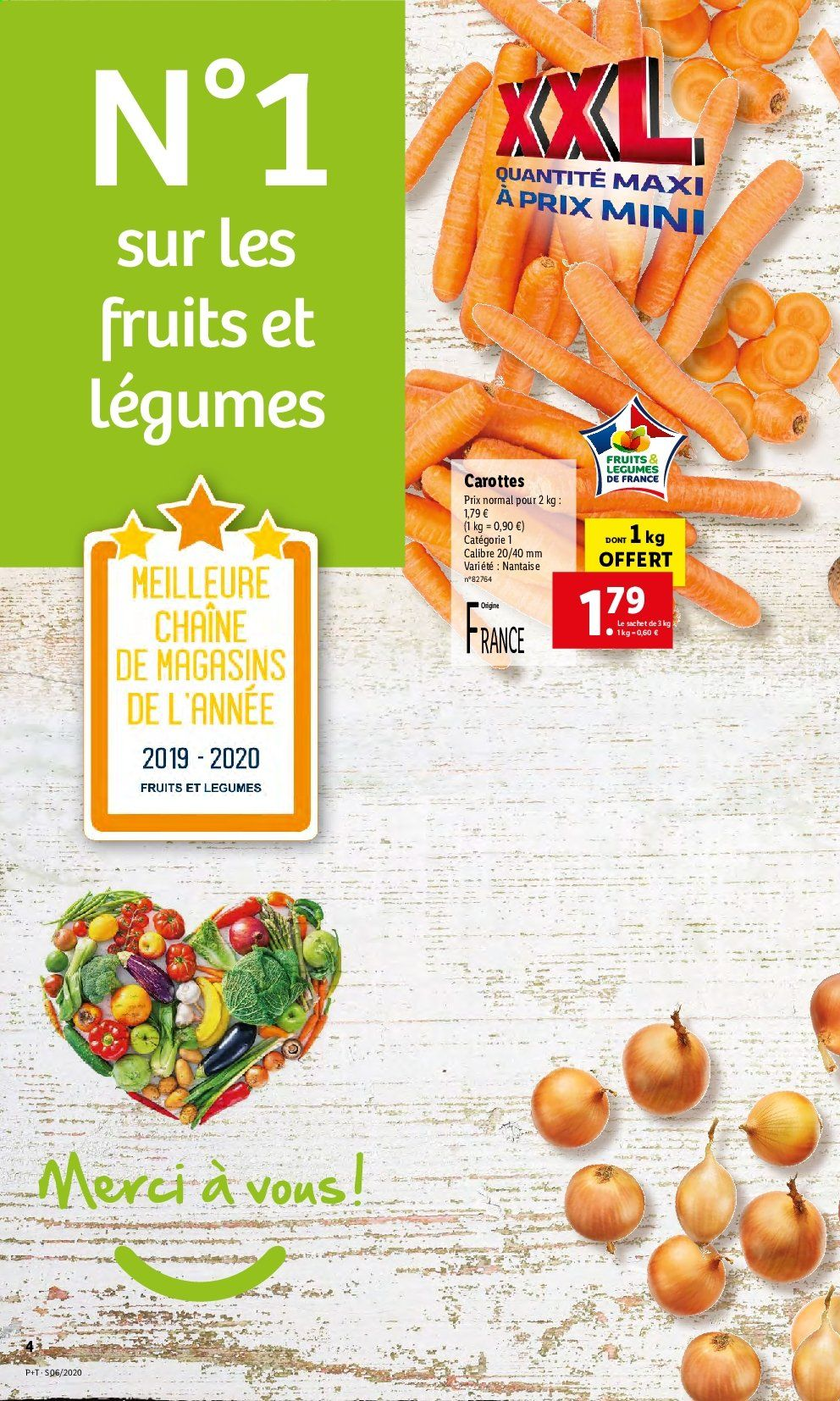 Catalogue Lidl - 05.02.2020 - 11.02.2020. Page 4.