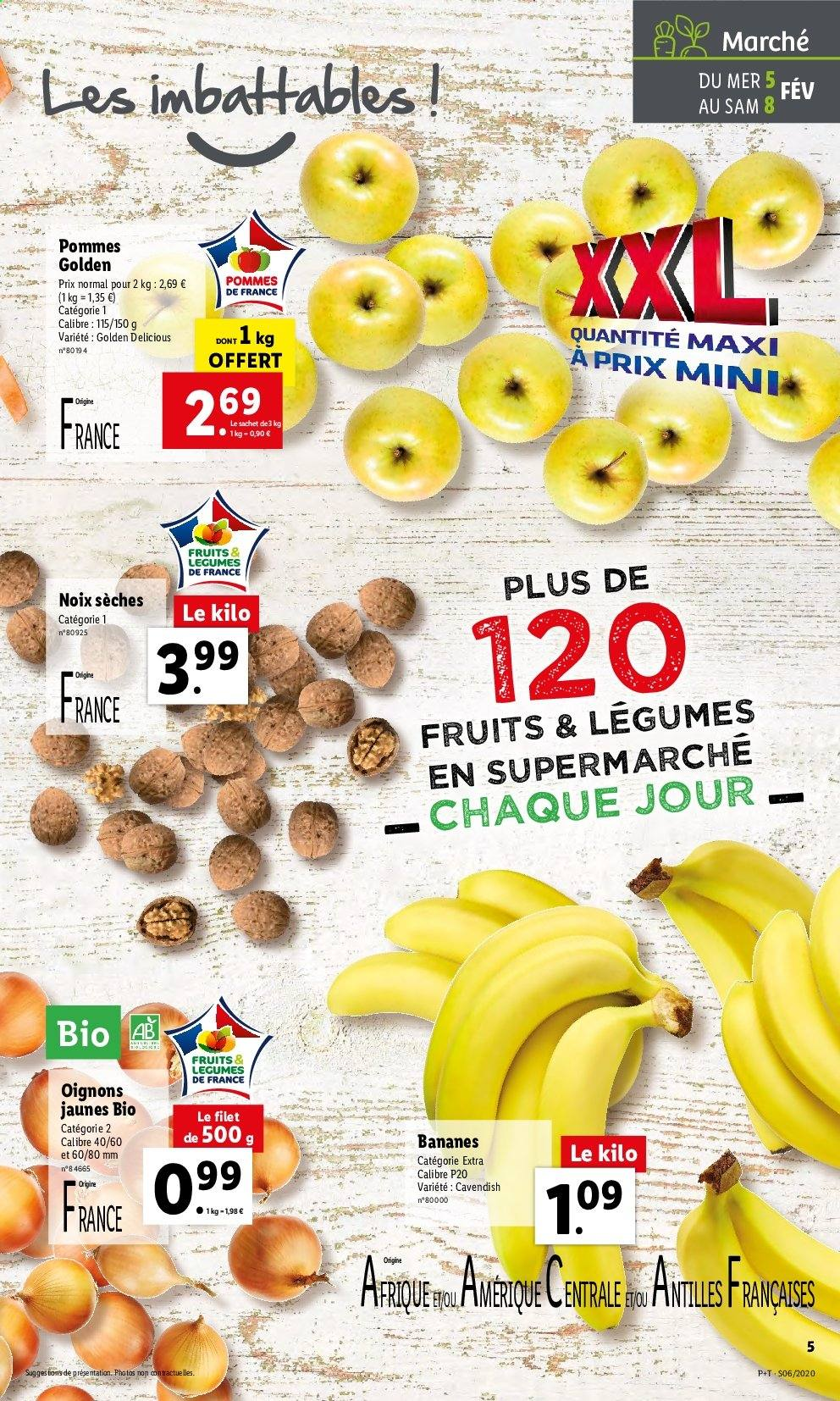 Catalogue Lidl - 05.02.2020 - 11.02.2020. Page 5.