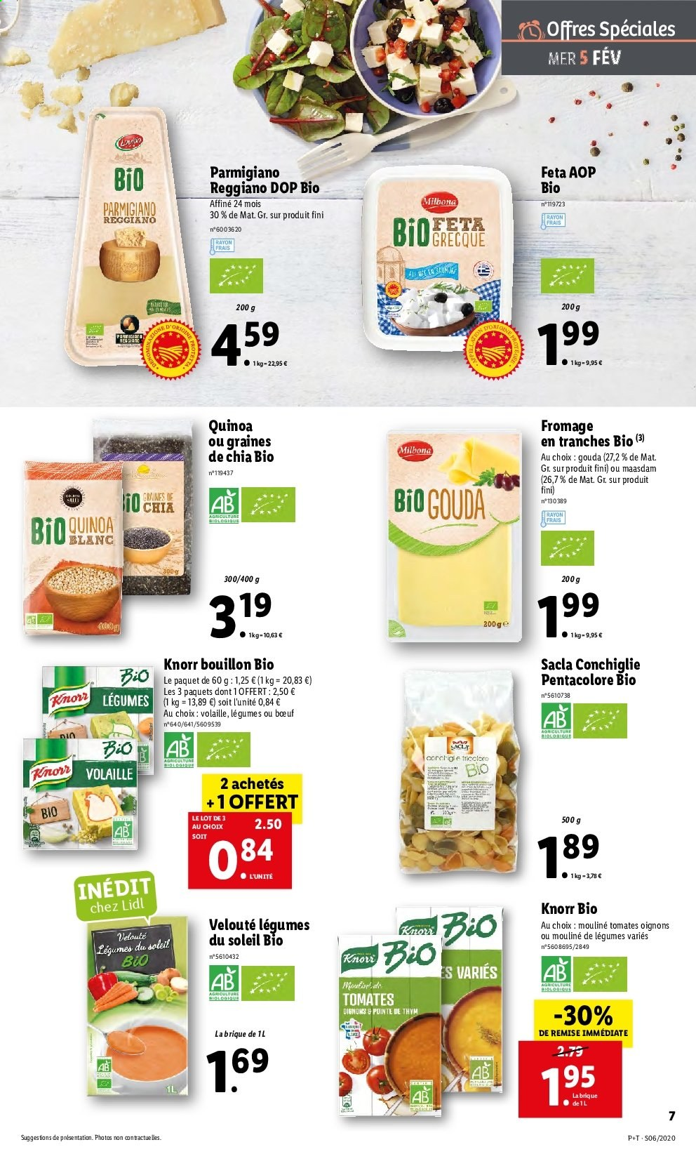 Catalogue Lidl - 05.02.2020 - 11.02.2020. Page 7.