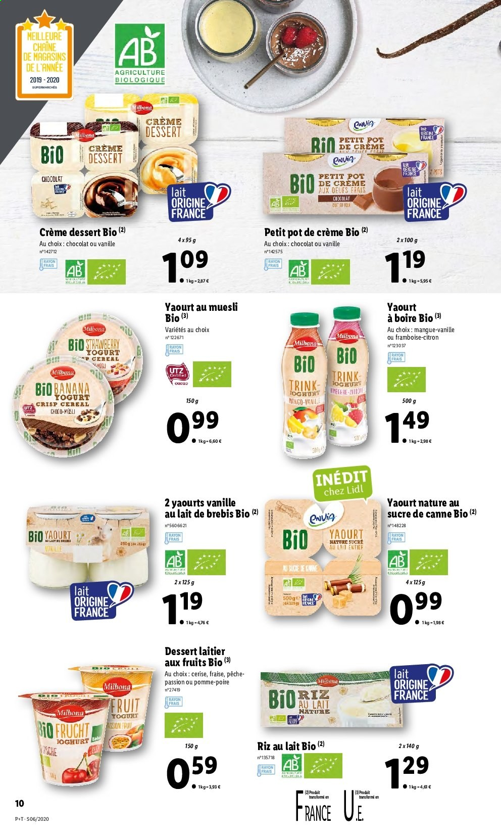 Catalogue Lidl - 05.02.2020 - 11.02.2020. Page 10.