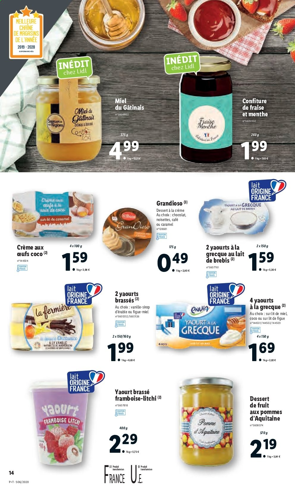 Catalogue Lidl - 05.02.2020 - 11.02.2020. Page 14.
