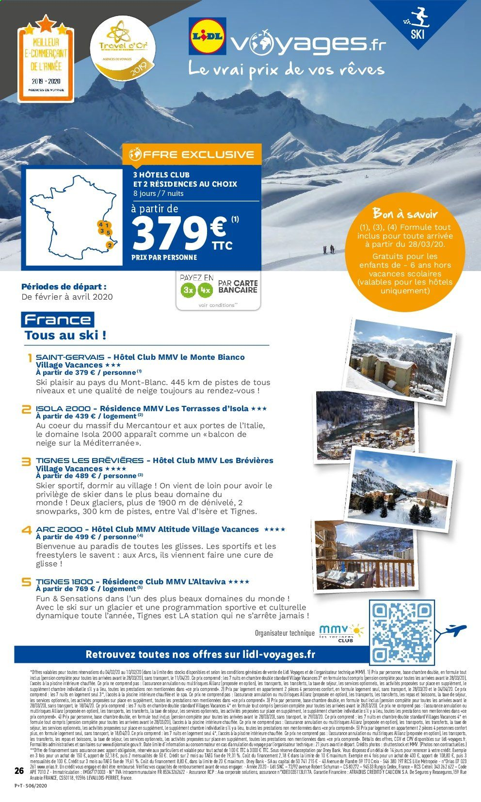 Catalogue Lidl - 05.02.2020 - 11.02.2020. Page 26.