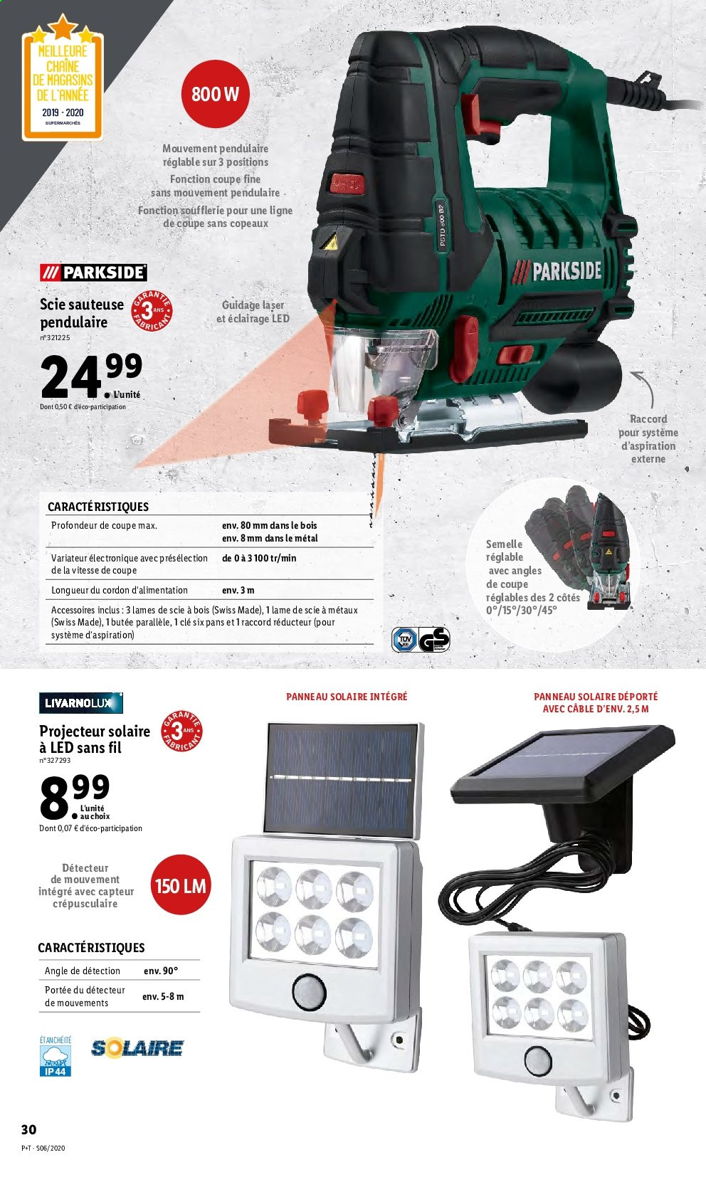 Catalogue Lidl - 05.02.2020 - 11.02.2020. Page 30.