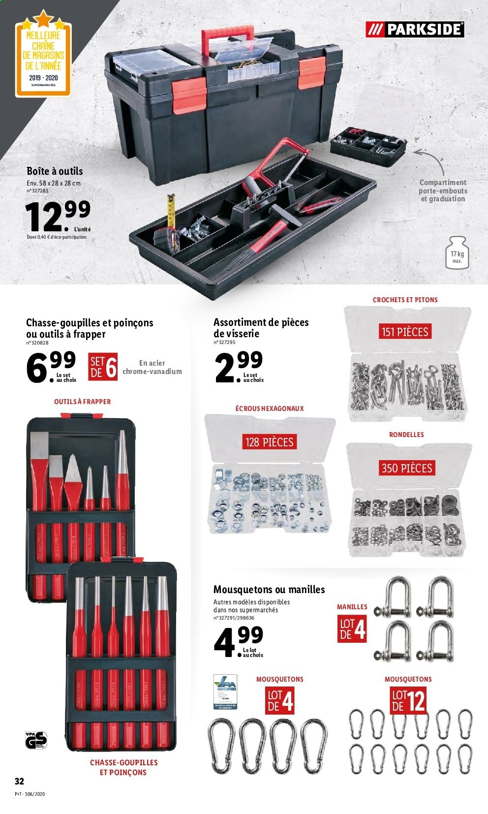 Catalogue Lidl - 05.02.2020 - 11.02.2020. Page 32.