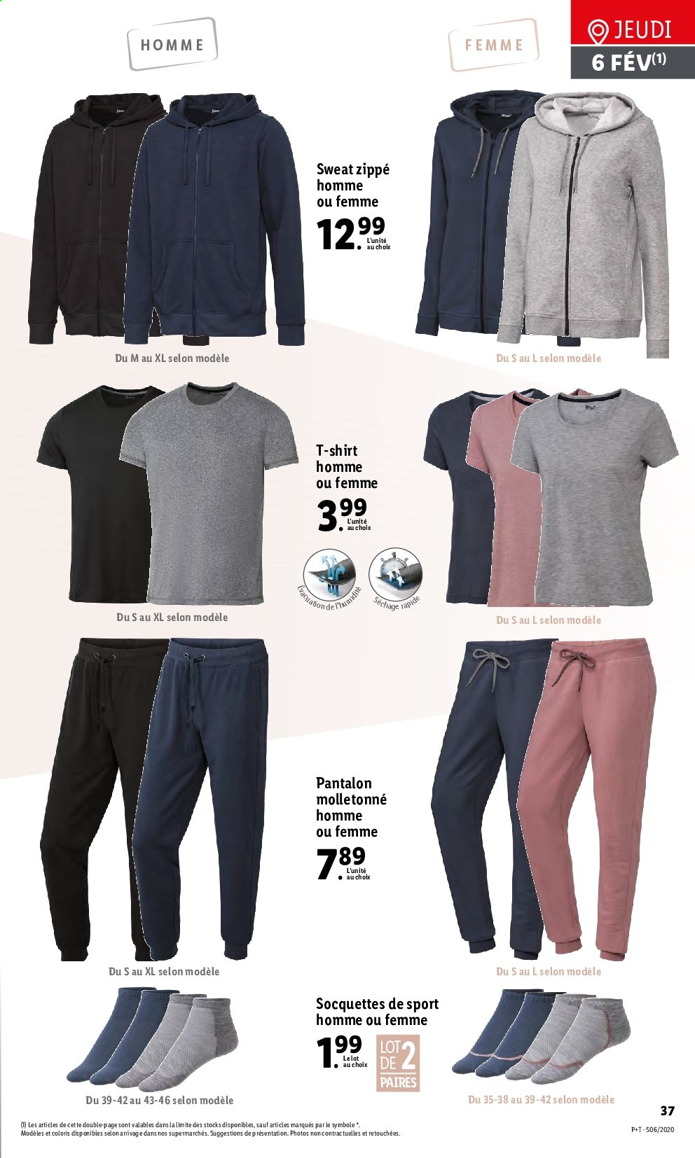 Catalogue Lidl - 05.02.2020 - 11.02.2020. Page 37.