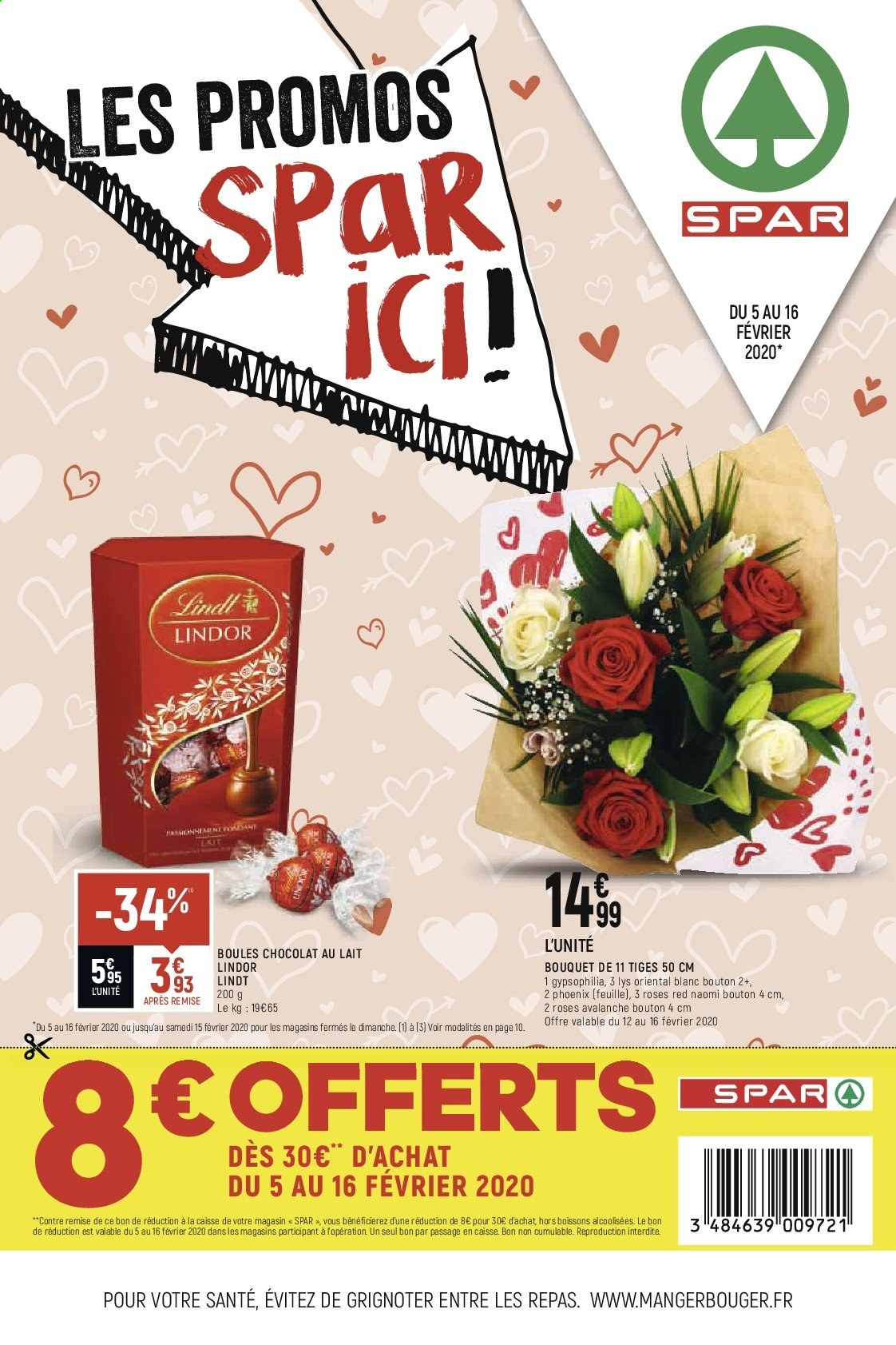 Catalogue SPAR - 05.02.2020 - 16.02.2020. Page 1.