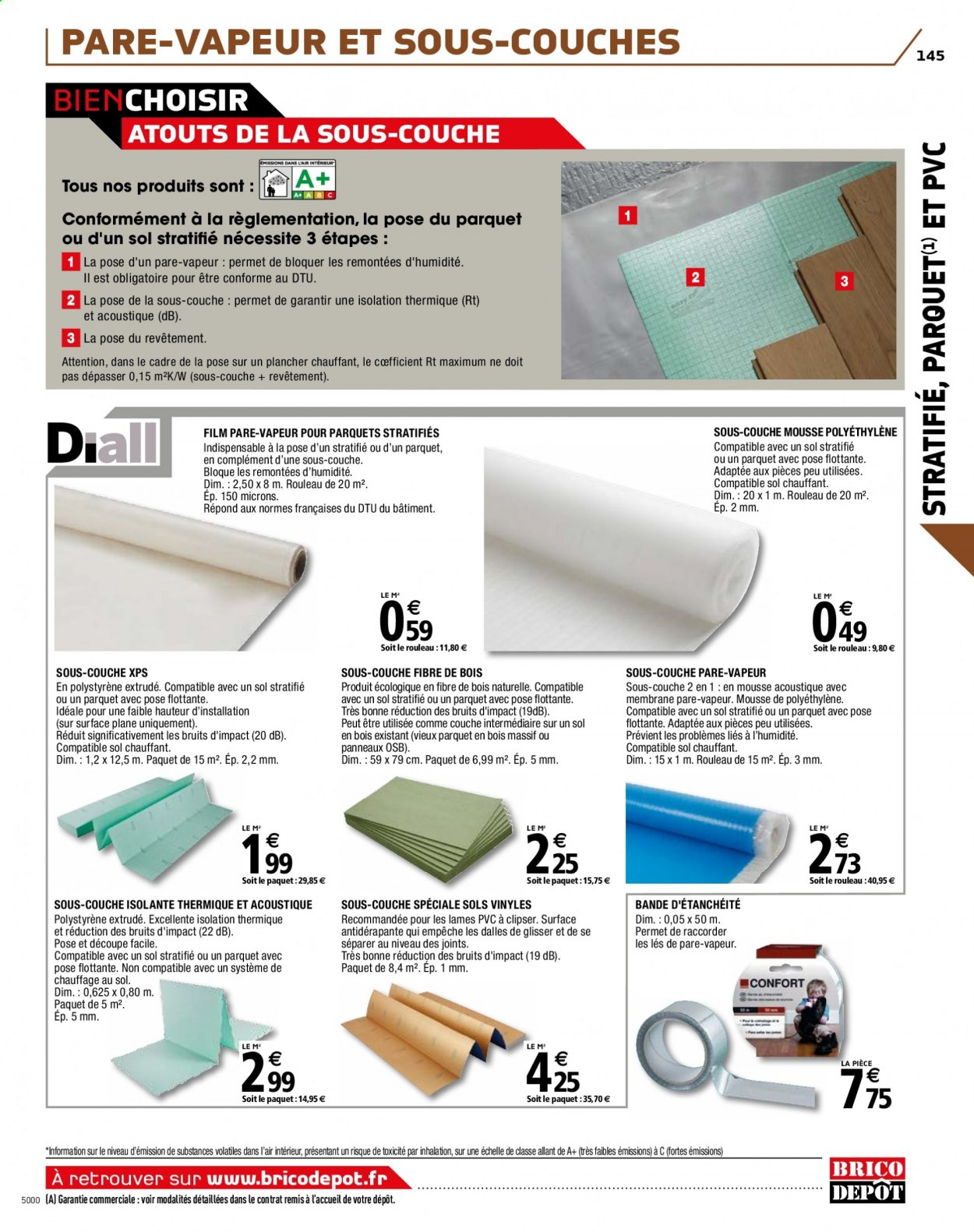 Catalogue Brico Depot Page 145 Vos Promos