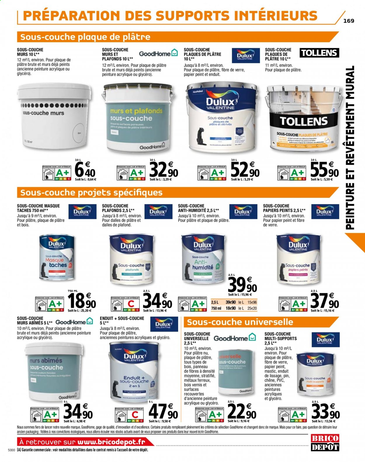 Catalogue Brico Depot Page 169 Vos Promos
