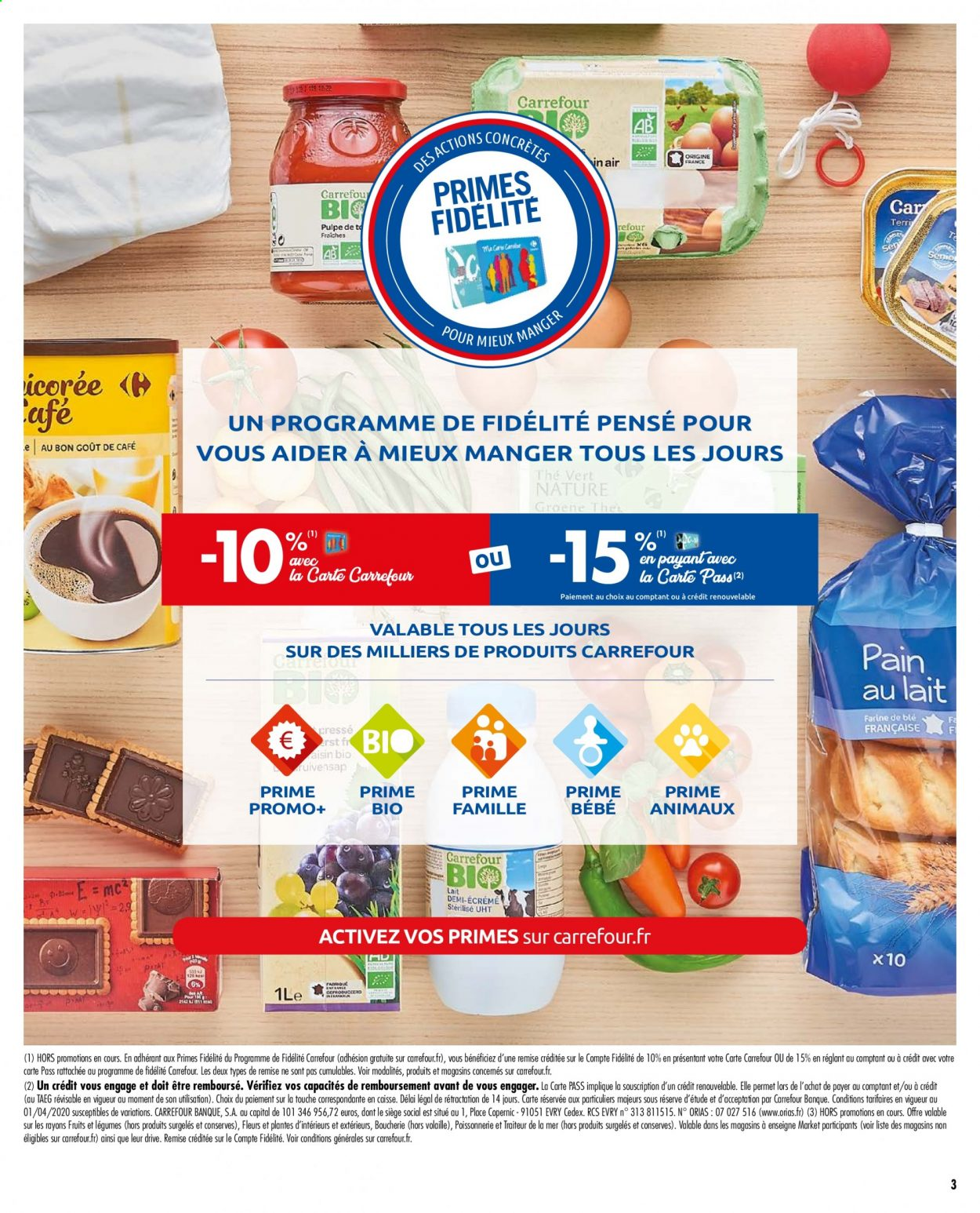 Catalogue Carrefour - 05.05.2020 - 11.05.2020. Page 9.