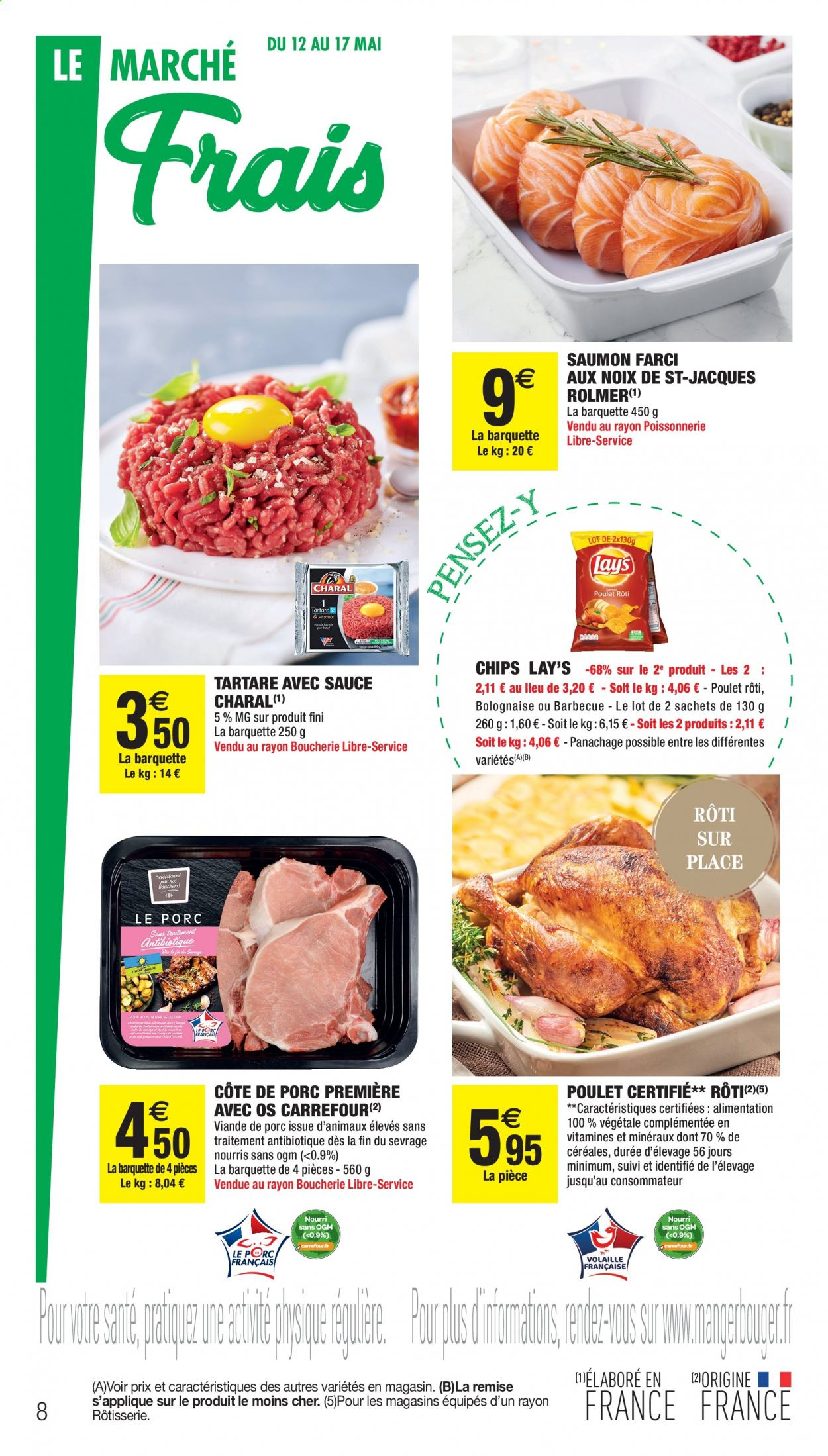 Catalogue Carrefour - 07.05.2020 - 24.05.2020. Page 8.