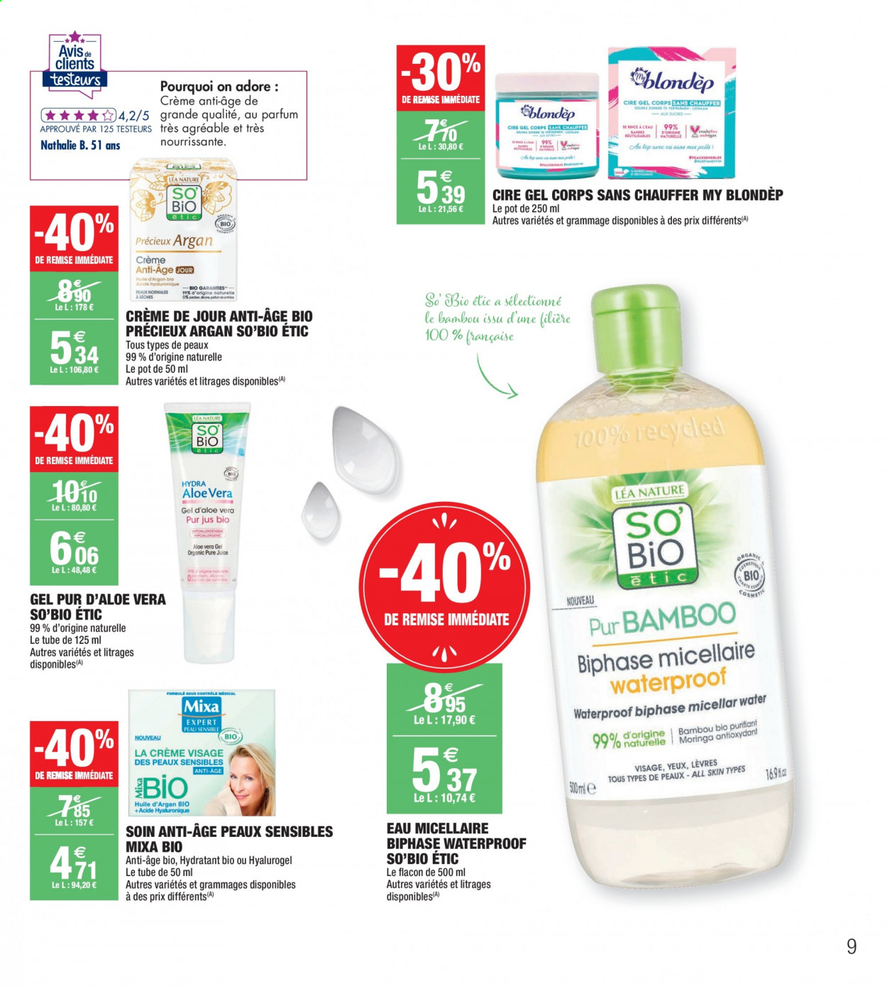 Catalogue Carrefour - 05.05.2020 - 24.05.2020. Page 9.