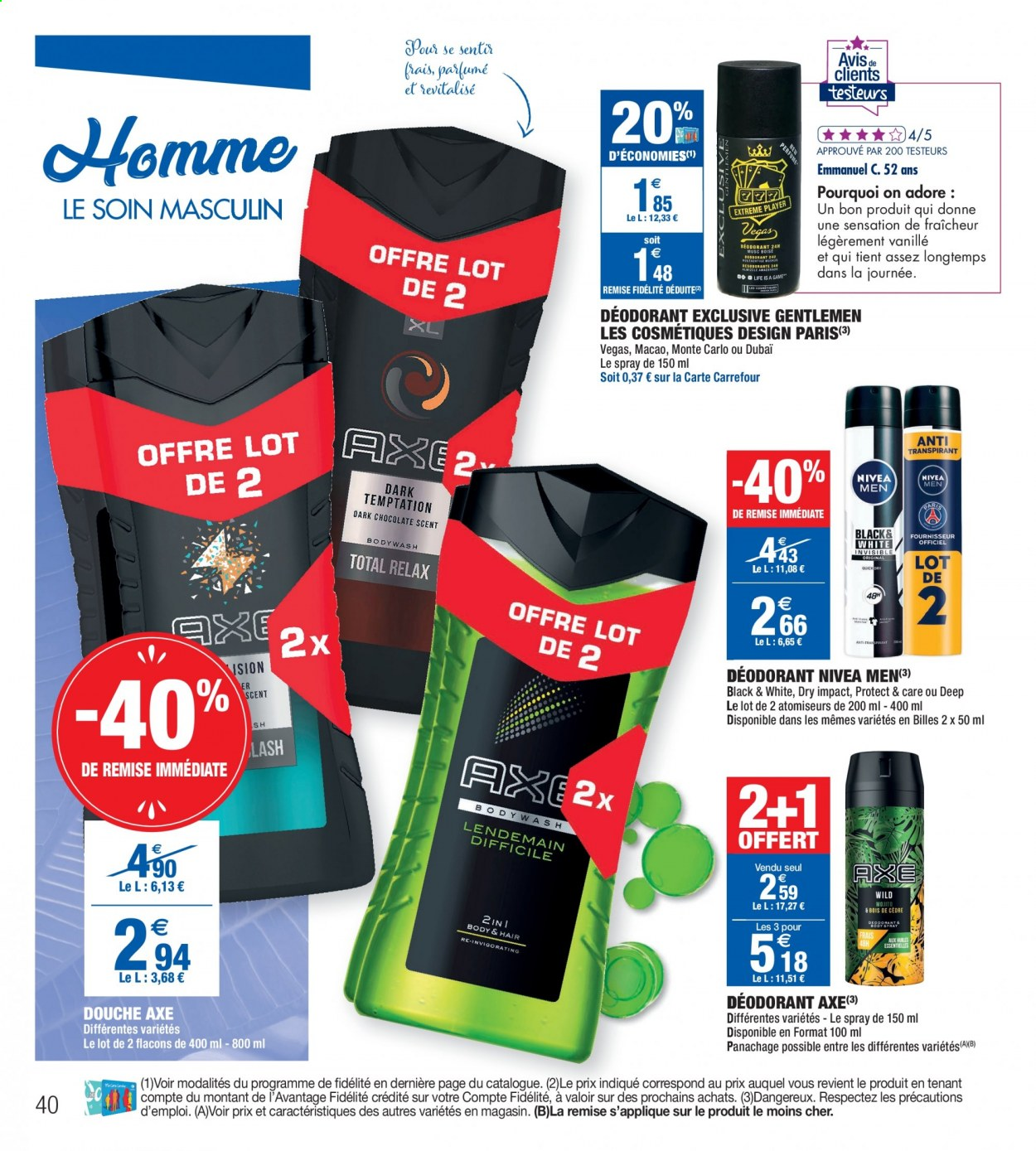 Catalogue Carrefour - 05.05.2020 - 24.05.2020. Page 40.