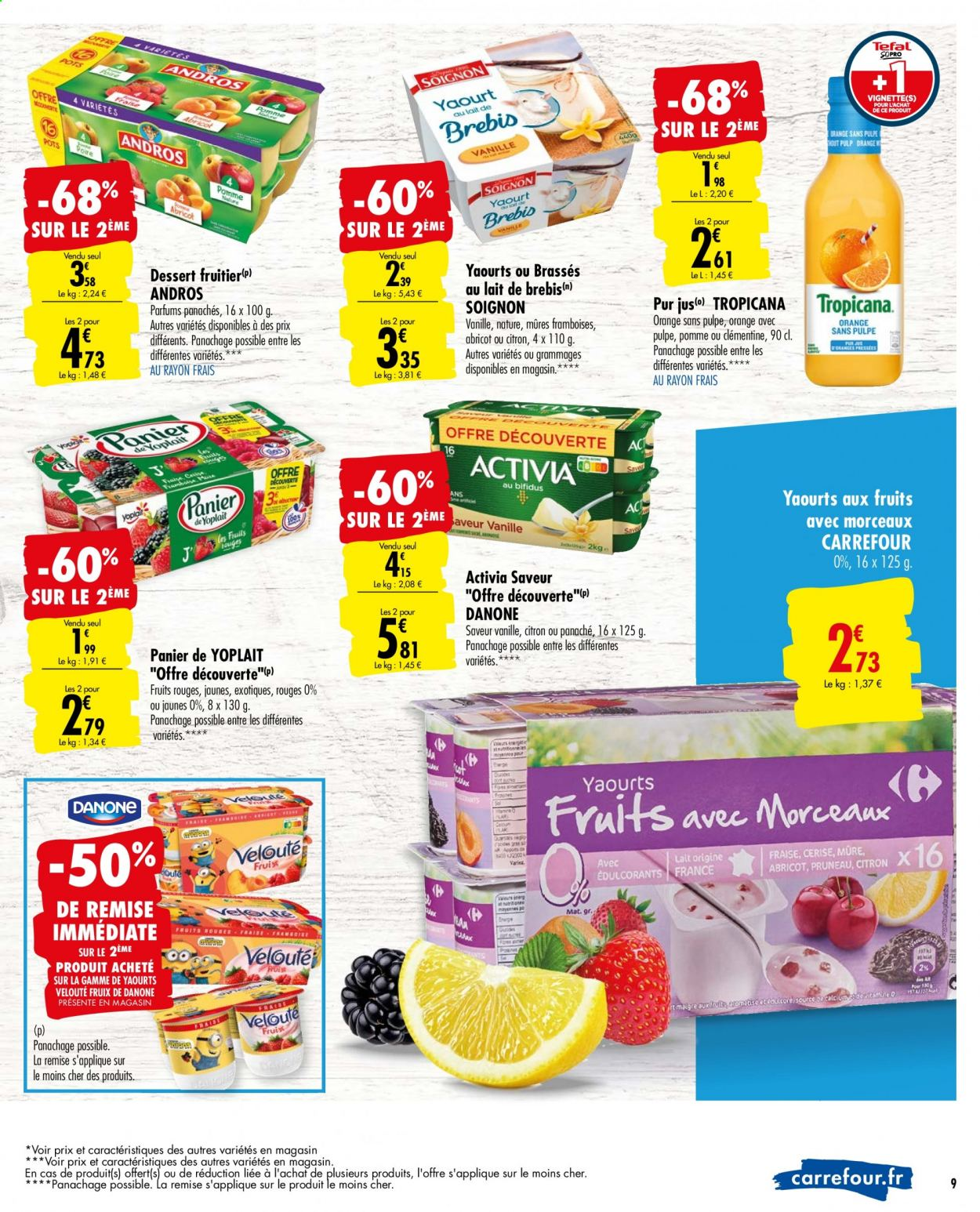 Catalogue Carrefour - 12.05.2020 - 25.05.2020. Page 9.