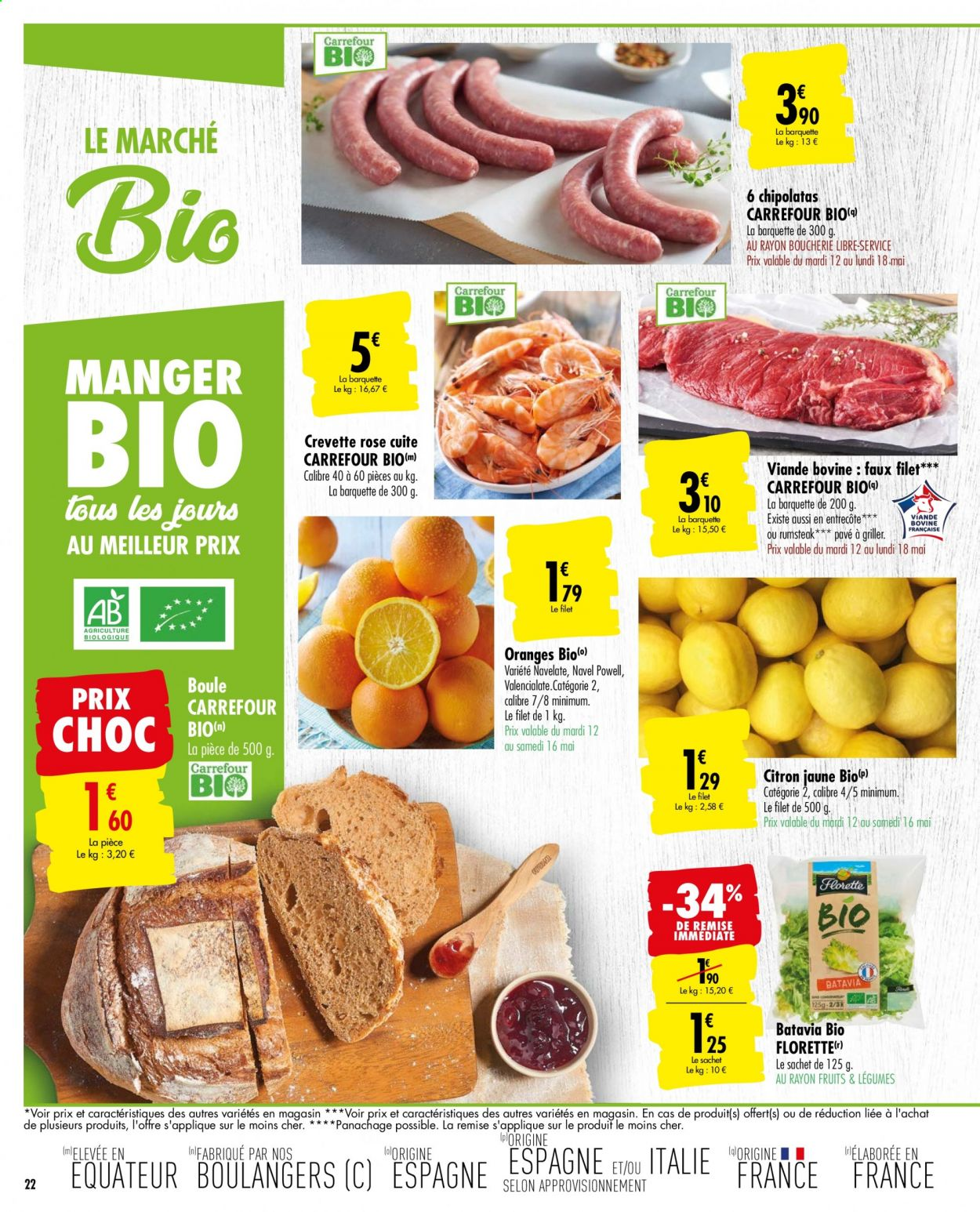 Catalogue Carrefour - 12.05.2020 - 25.05.2020. Page 23.