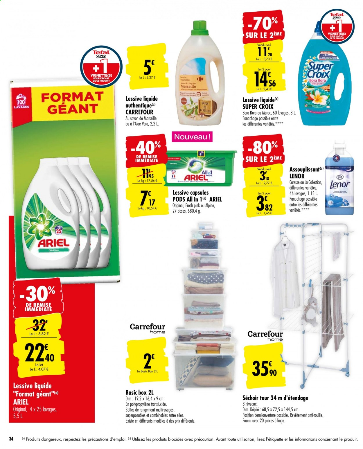 Catalogue Carrefour - 12.05.2020 - 25.05.2020. Page 38.