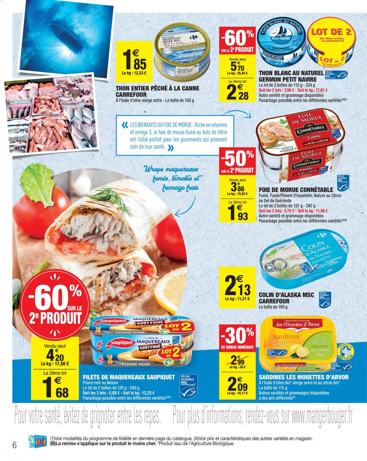Catalogue Carrefour - 12.05.2020 - 24.05.2020. Page 6.