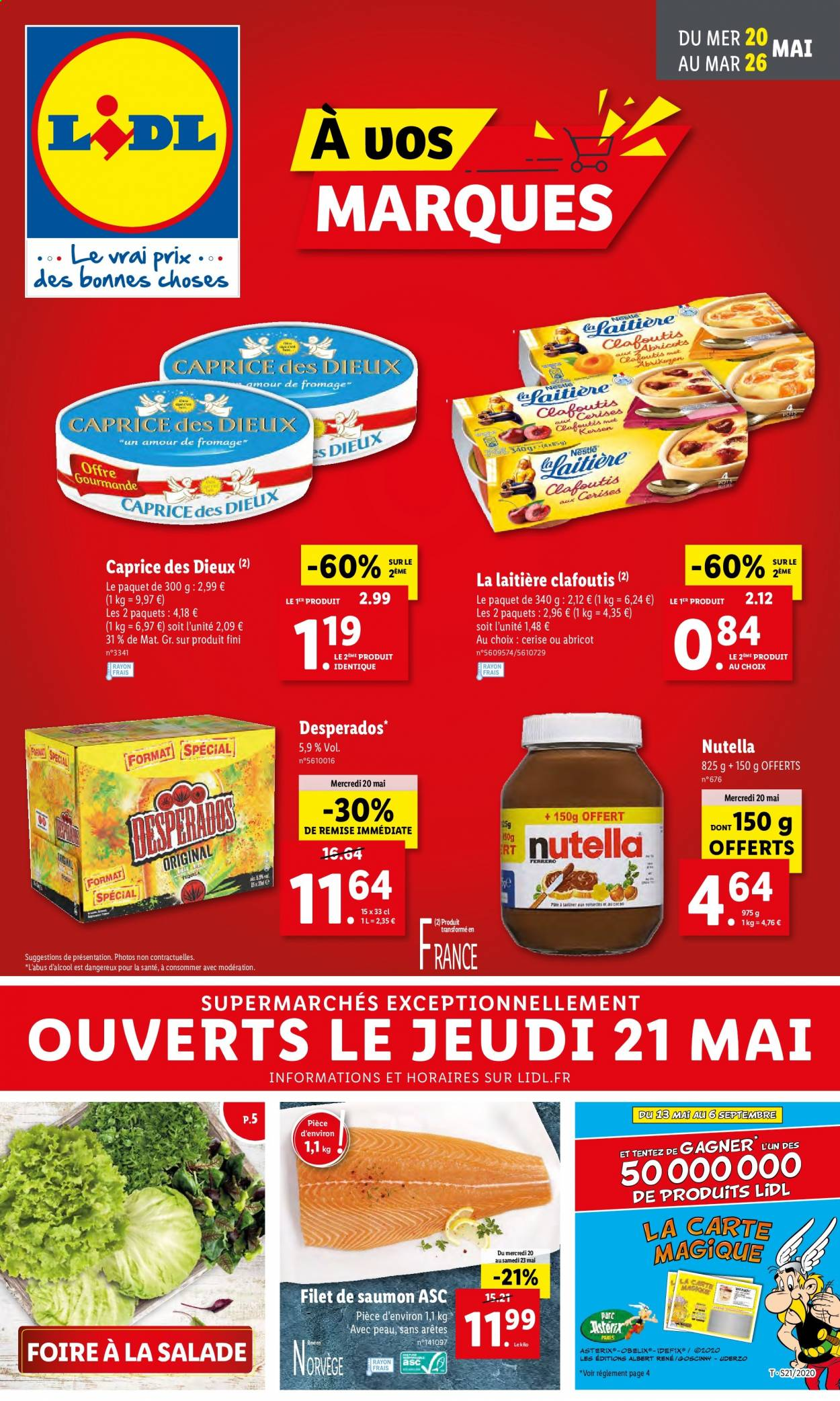 Catalogue Lidl - 20.05.2020 - 26.05.2020. Page 1.