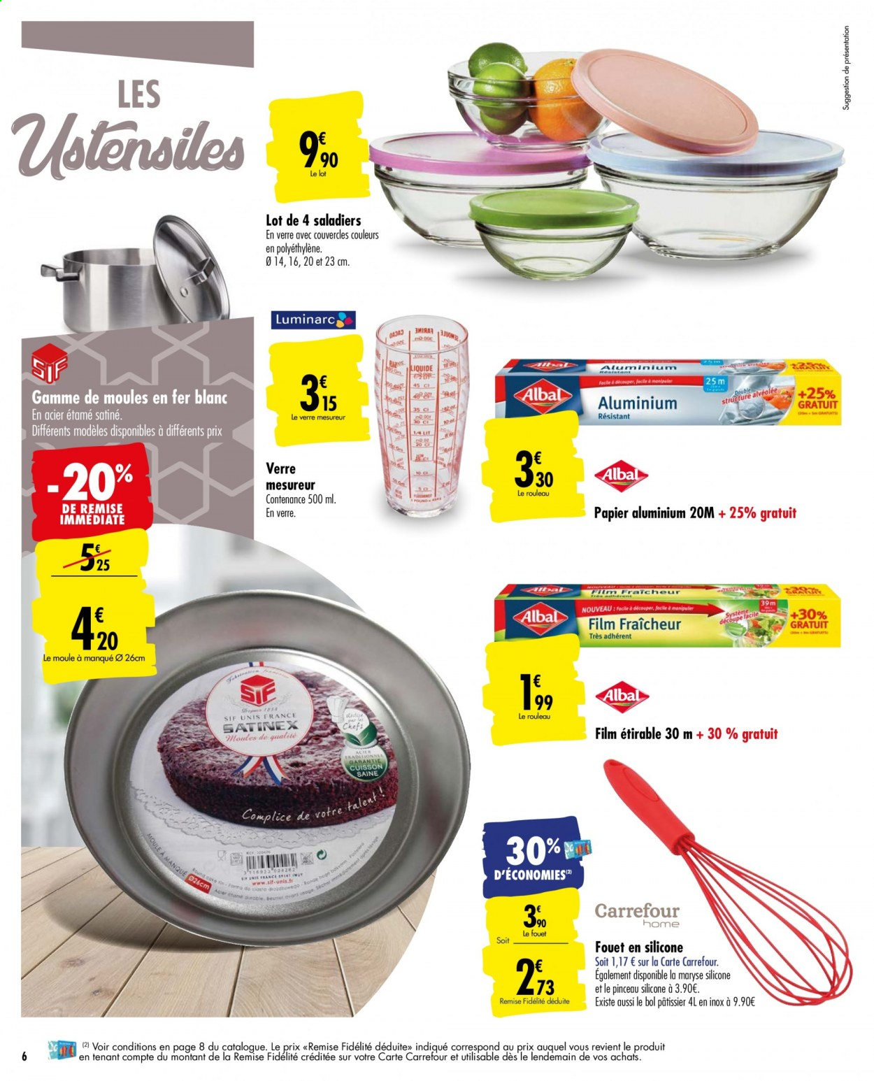 Catalogue Carrefour - 19.05.2020 - 24.05.2020. Page 6.