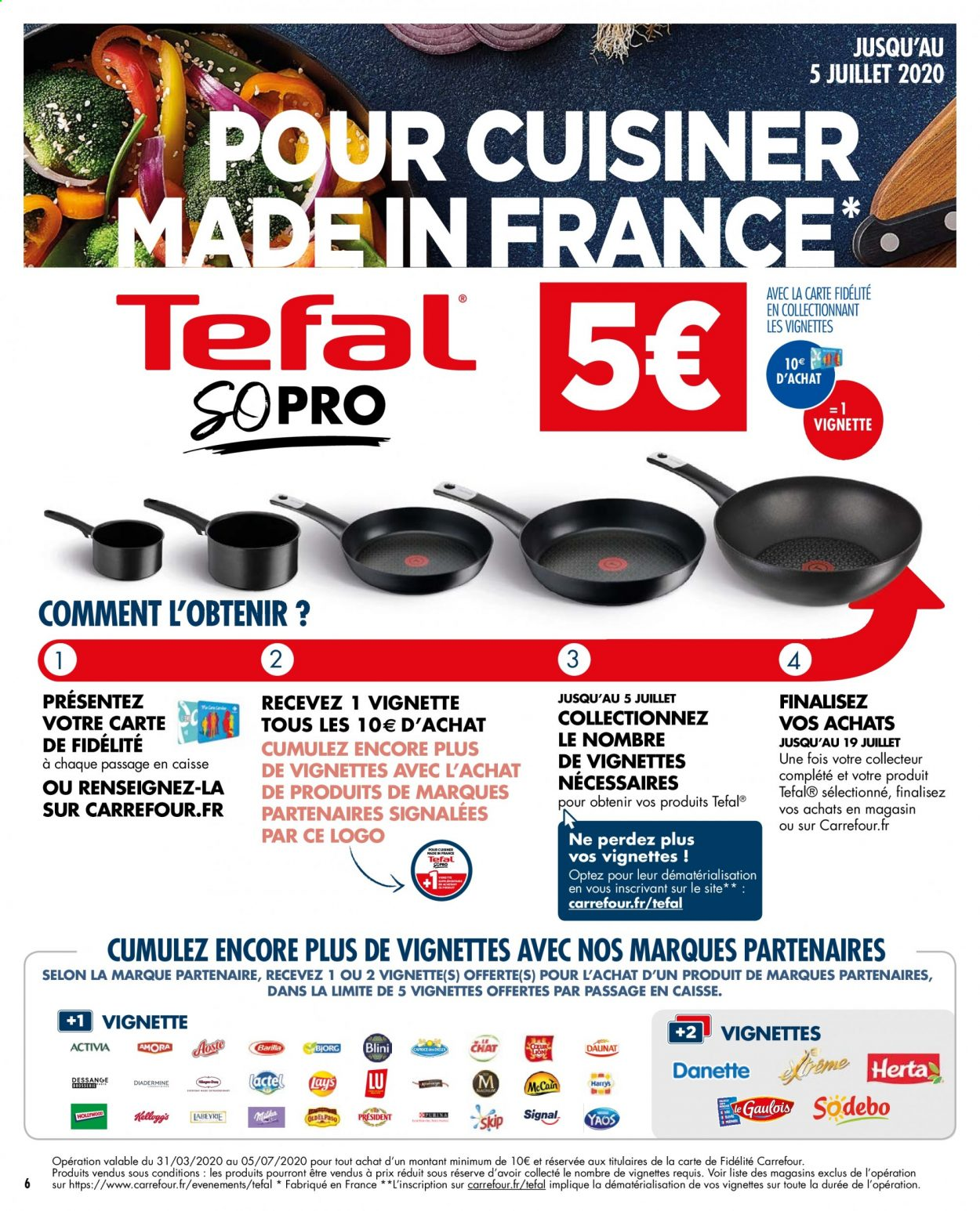 Catalogue Carrefour - 19.05.2020 - 25.05.2020. Page 6.