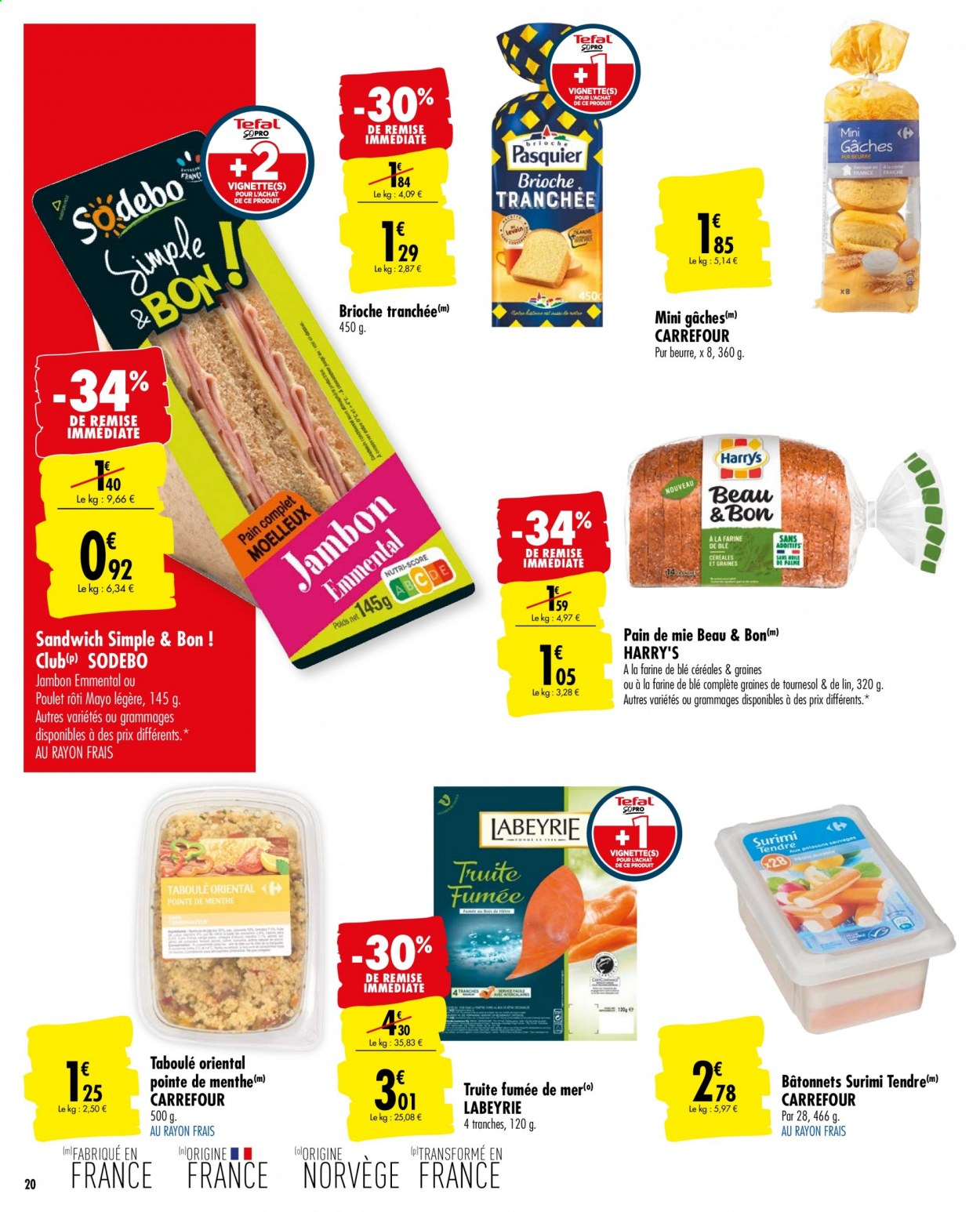 Catalogue Carrefour - 19.05.2020 - 25.05.2020. Page 20.