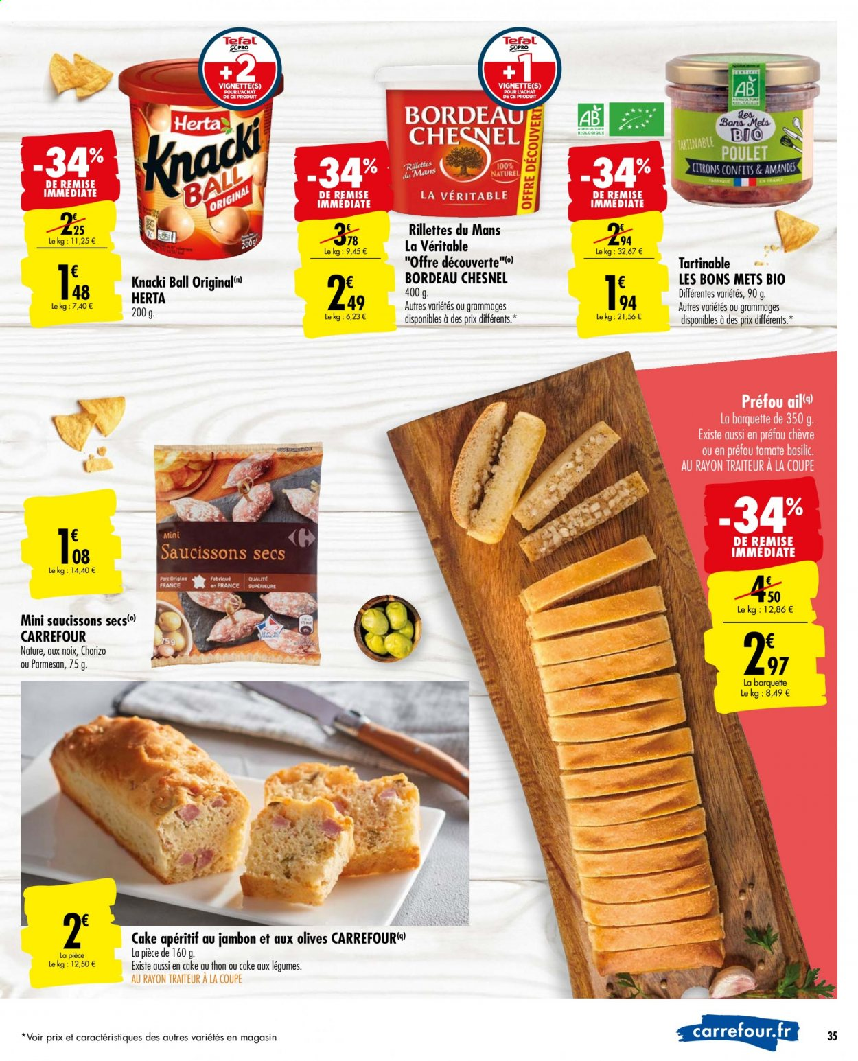 Catalogue Carrefour - 19.05.2020 - 25.05.2020. Page 35.