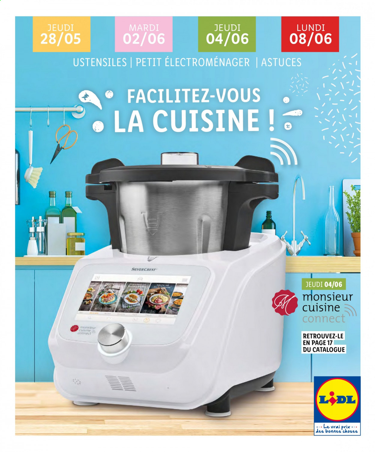 Catalogue Lidl - 28.05.2020 - 08.06.2020. Page 1.