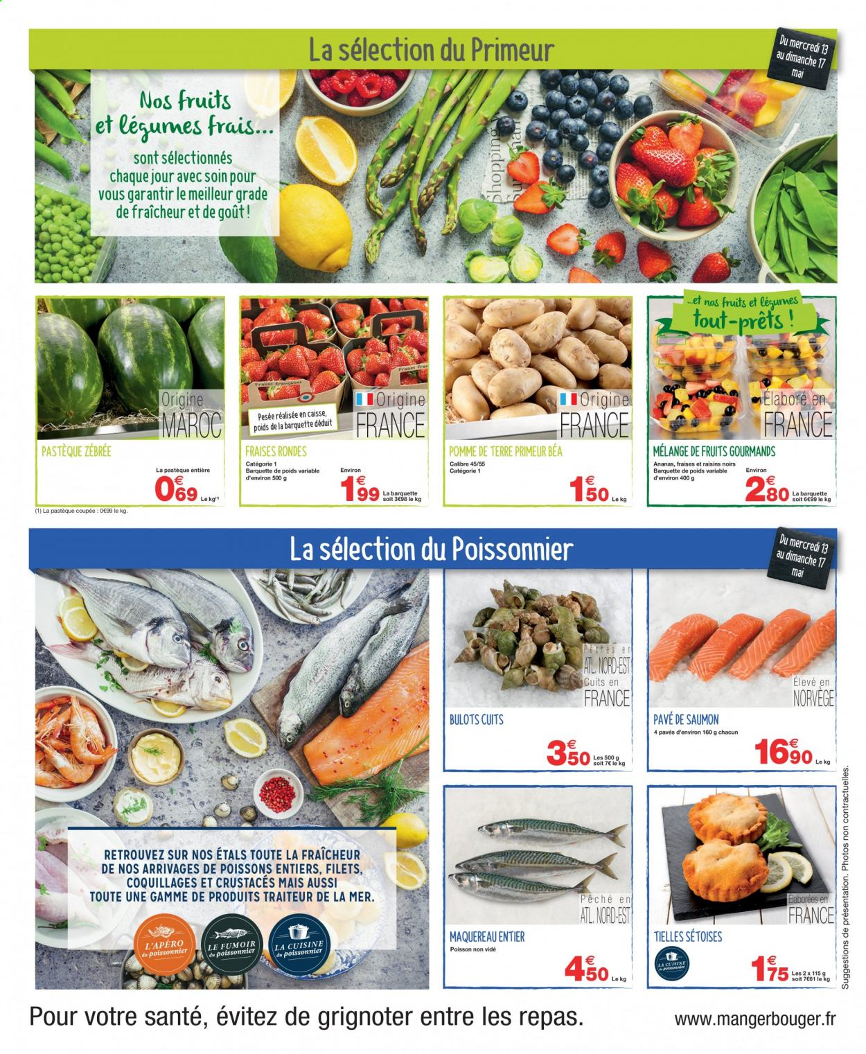 Catalogue Grand Frais - 13.05.2020 - 24.05.2020. Page 5.
