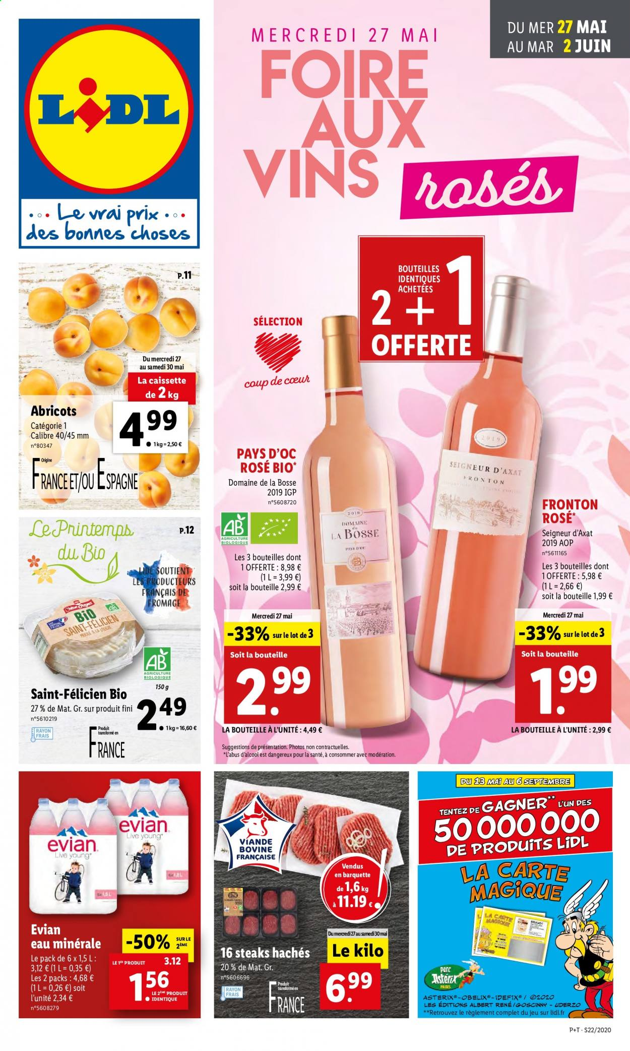 Catalogue Lidl - 27.05.2020 - 02.06.2020. Page 1.