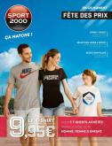 Catalogue Sport 2000 - 27.05.2020 - 21.06.2020.