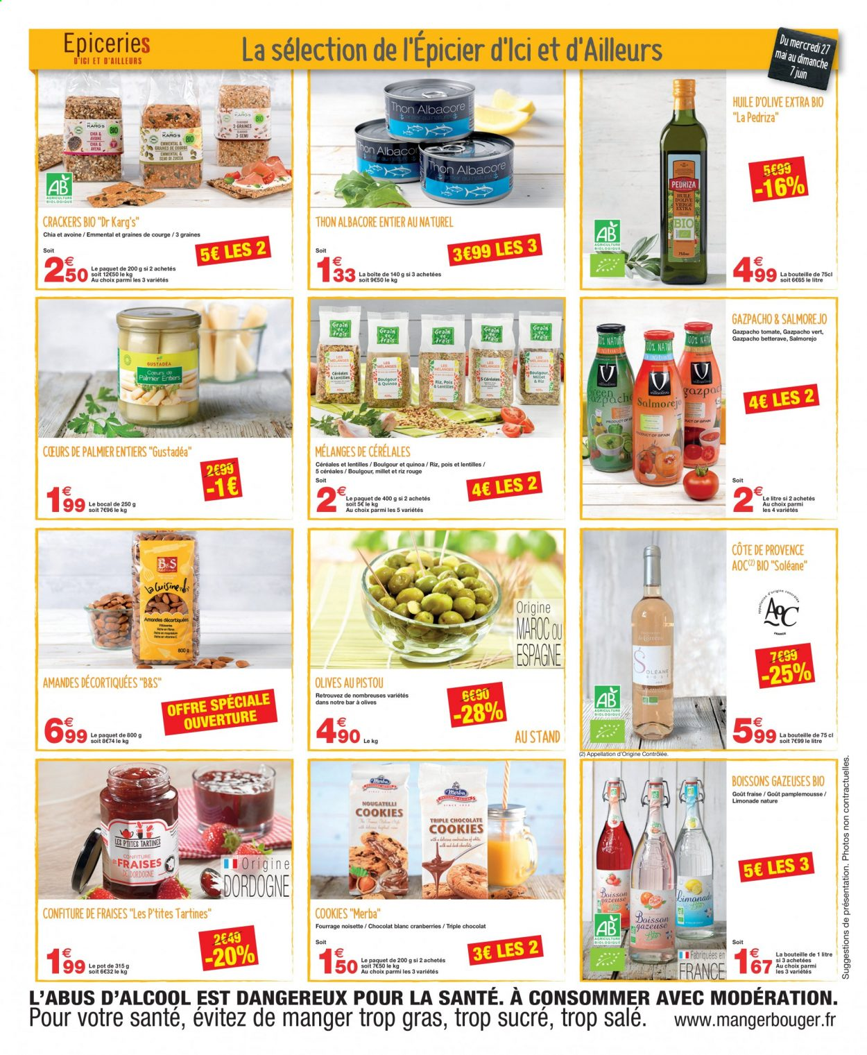 Catalogue Grand Frais - 27.05.2020 - 07.06.2020. Page 6.