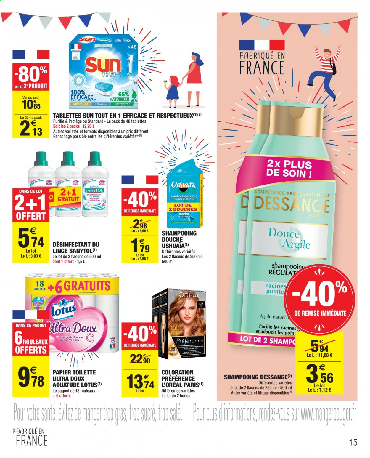 Catalogue Carrefour - 02.06.2020 - 14.06.2020. Page 15.
