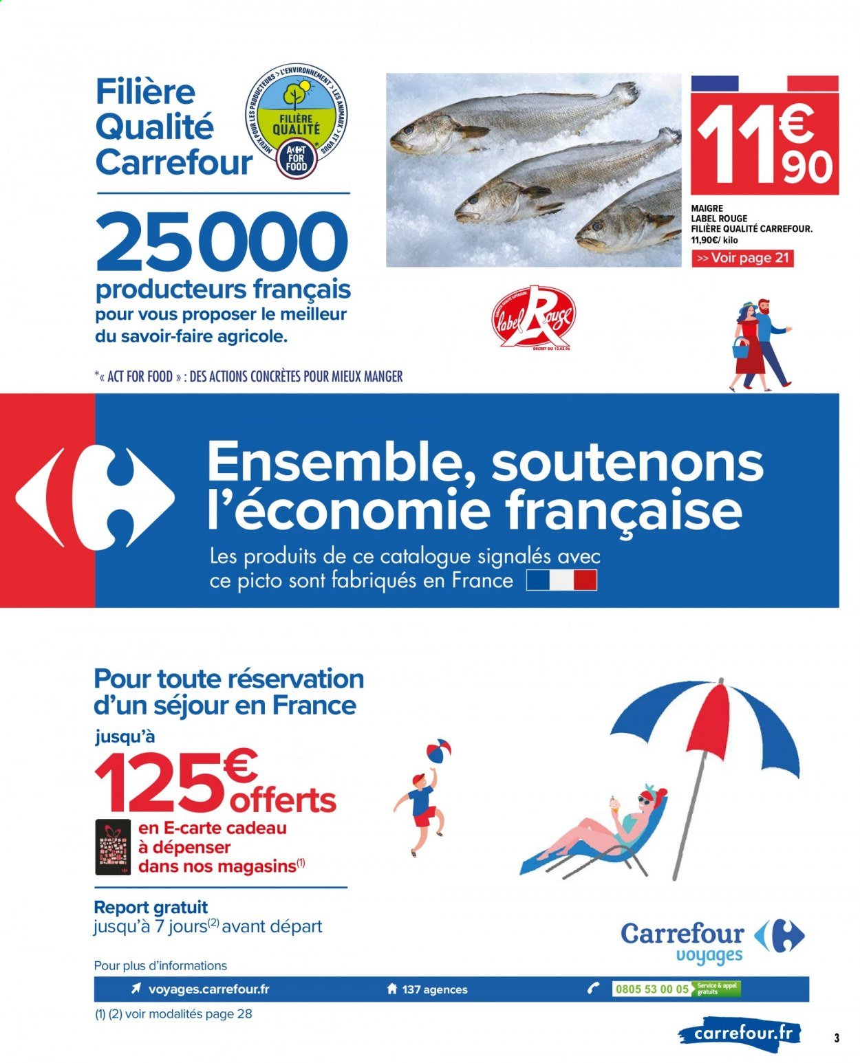 Catalogue Carrefour - 02.06.2020 - 15.06.2020. Page 3.