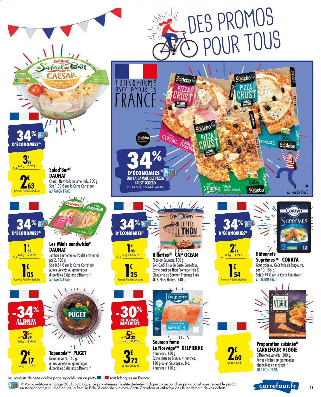 Catalogue Carrefour - 02.06.2020 - 15.06.2020. Page 15.