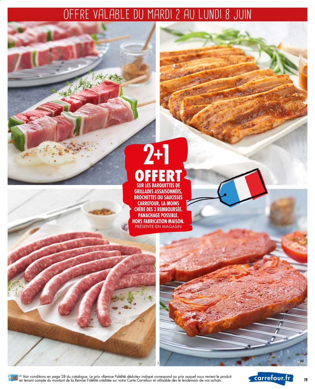 Catalogue Carrefour - 02.06.2020 - 15.06.2020. Page 19.