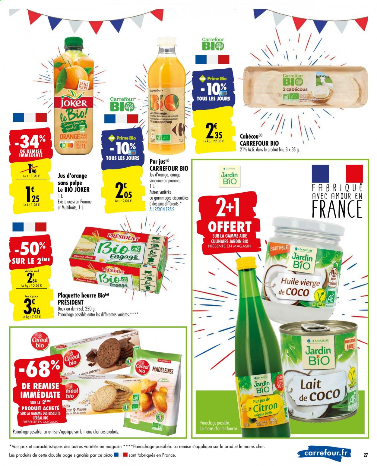 Catalogue Carrefour - 02.06.2020 - 15.06.2020. Page 27.