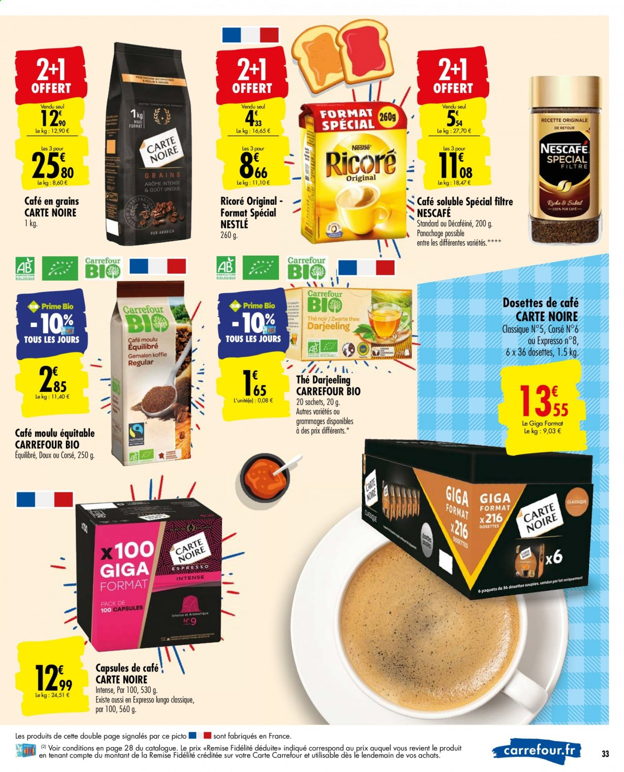 Catalogue Carrefour - 02.06.2020 - 15.06.2020. Page 33.