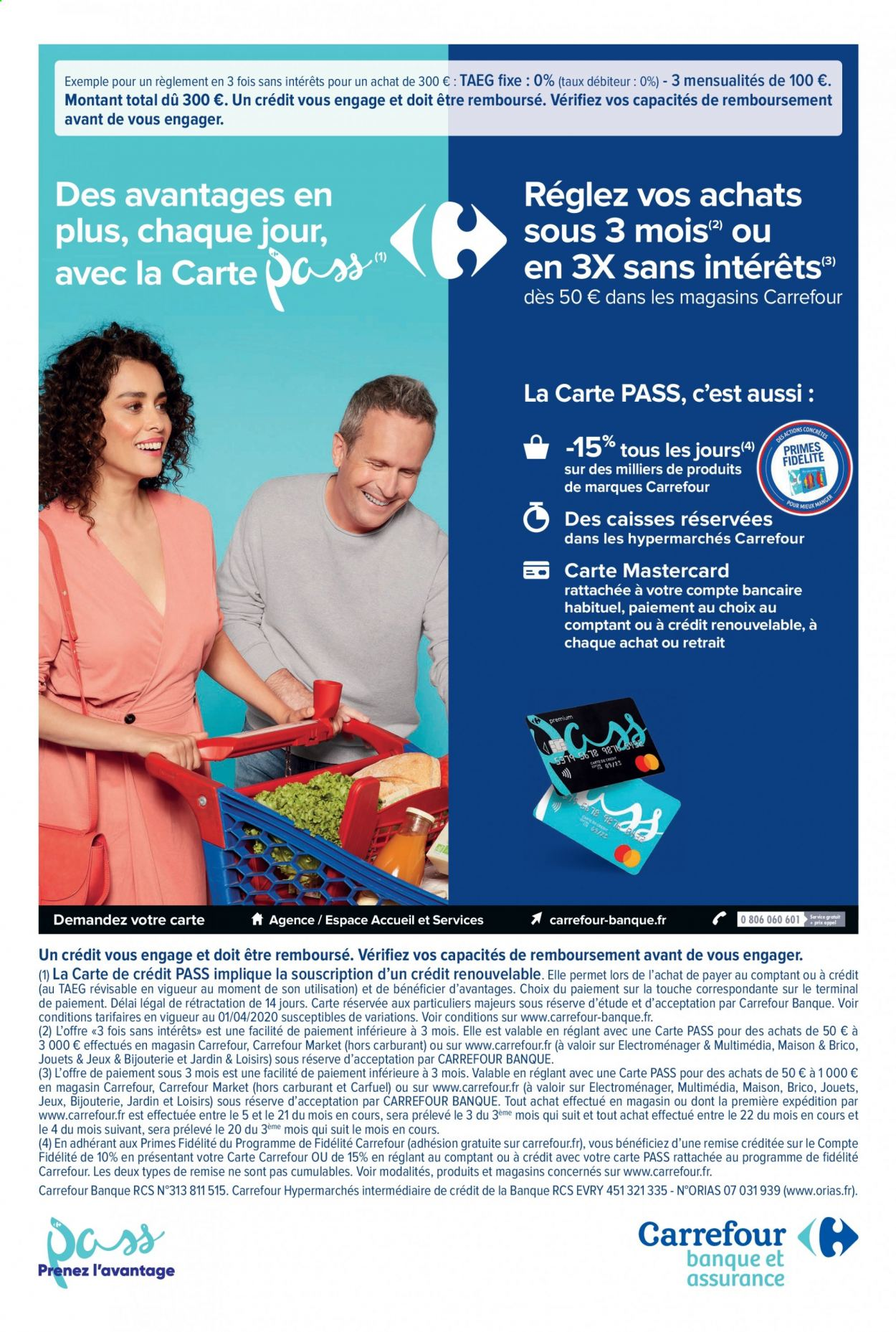 Catalogue Carrefour - 01.06.2020 - 30.06.2020. Page 27.