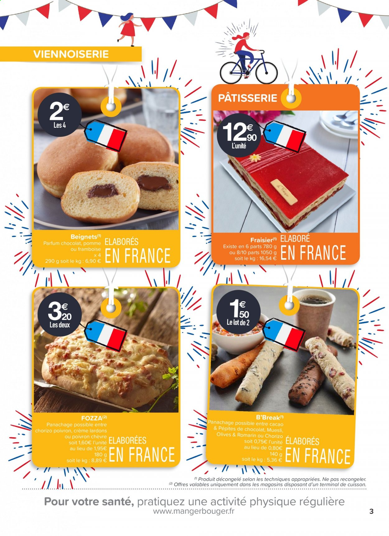 Catalogue Carrefour - 05.06.2020 - 14.06.2020. Page 3.