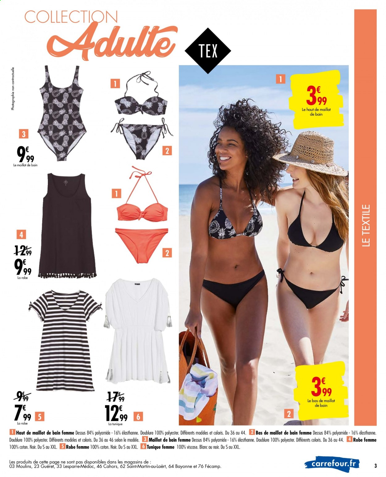 Catalogue Carrefour - 09.06.2020 - 29.06.2020. Page 3.