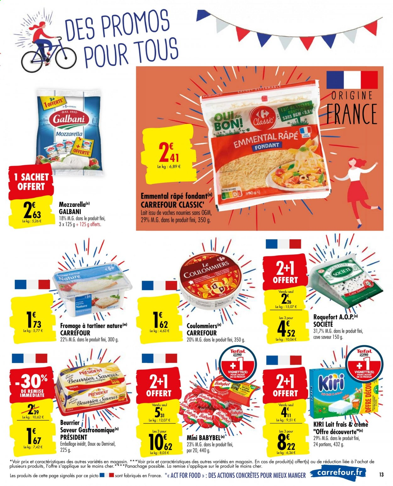 Catalogue Carrefour - 09.06.2020 - 22.06.2020. Page 13.