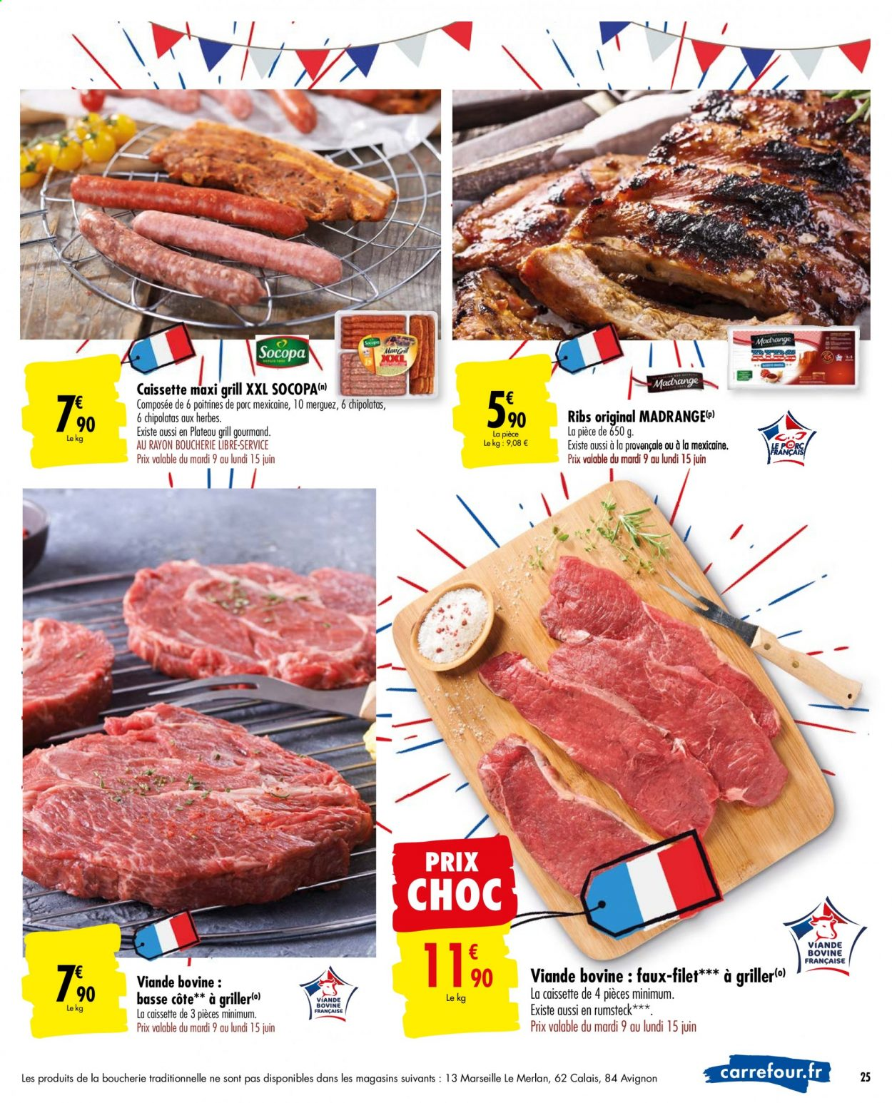 Catalogue Carrefour - 09.06.2020 - 22.06.2020. Page 25.
