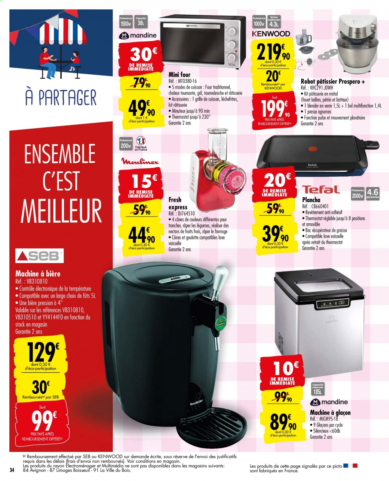 Catalogue Carrefour - 09.06.2020 - 22.06.2020. Page 34.